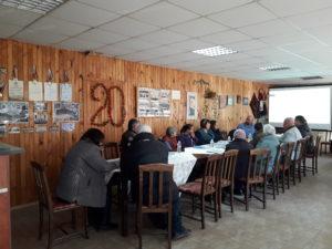 Информационна среща в с. Медникарово 12.12.17.