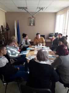 Информационна среща в с. Обручище 11.12.17.