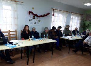 Информационна среща в с. Средец 04.12.17