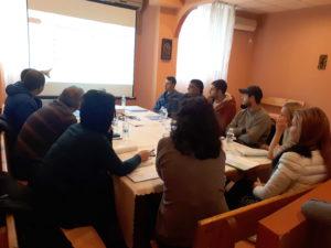 """Темата на обученията е """"Мерки по СВОМР и изисквания при кандидастване"""" 14.11.2017"""