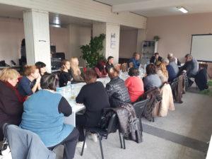 Обучение в сградата на Община Гълъбово 23.11.17