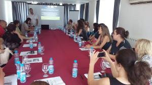 """МИГ ГЪЛЪБОВО 2011 участва в двудневeн форум на тема """"Мултифункционално земеделие в Европа – социален и екологичен ефект върху земеделските стопанства"""", който се проведе на 28 и 29 юли 2014г. гр.Хисаря. Форумът включва теоретични знания, практически упражнения и примери, както и време за дискусии. Форум """"Мултифункционално земеделие в Европа – социален и екологичен ефект върху земеделските стопанства"""" включва следните теми: Тема 1 Социалното земеделие в Германия - механизми, приложение в биологичните стопанства, резултати и ефекти от прилагането му в биофермите Тема 2 Практически опит от социалното земеделие - демонстрационната ферма """"Слънчева градина"""" за работа с деца- успехи и научени уроци Тема 3 Действащи механизми и мерки в България при наемане на лица в неравностойно положение. Възможности за разработване и прилагане на механизми и мерки за включване на биологични стопанства в програми за работа с хора в неравностойно положение Работа в групи Първа работна група: Нагласи и виждания на биологичните фермери за прилагане на принципите на социалното земеделие в техните стопанства Втора работна група: Институции и социално земеделие - ролята на държавата за подкрепа на социалното фермерство в България, механизми за финансиране, институционална подкрепа Трета работна група: Ролята на неправителствения сектор за развитие на социалното земеделие в страната - първи стъпки, първи резултати, успехи и неуспехи"""